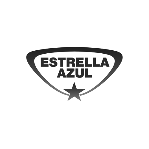 Logo de Estrella Gray Version
