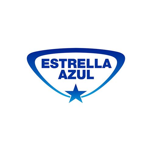 Logo de Estrella Azul